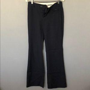 Navy blue banana republic Martin fit trousers